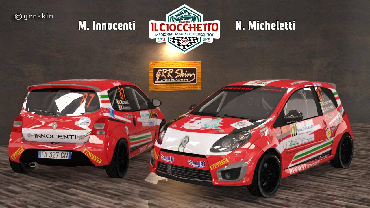 M. Innocenti - N. Micheletti