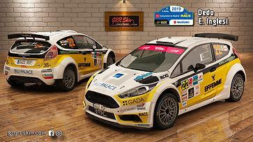 Fiesta N5 Dedo Rallye Comunidad de Madri