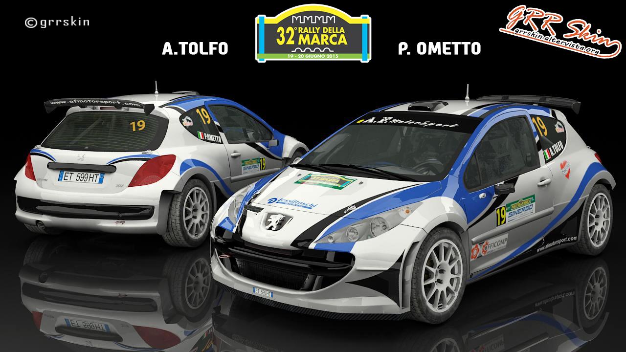 A. Tolfo - P. Ometto
