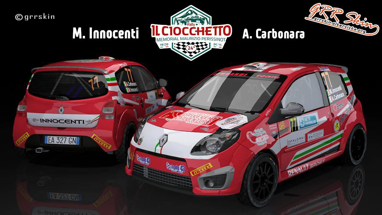 M. Innocenti - A. Carbonara