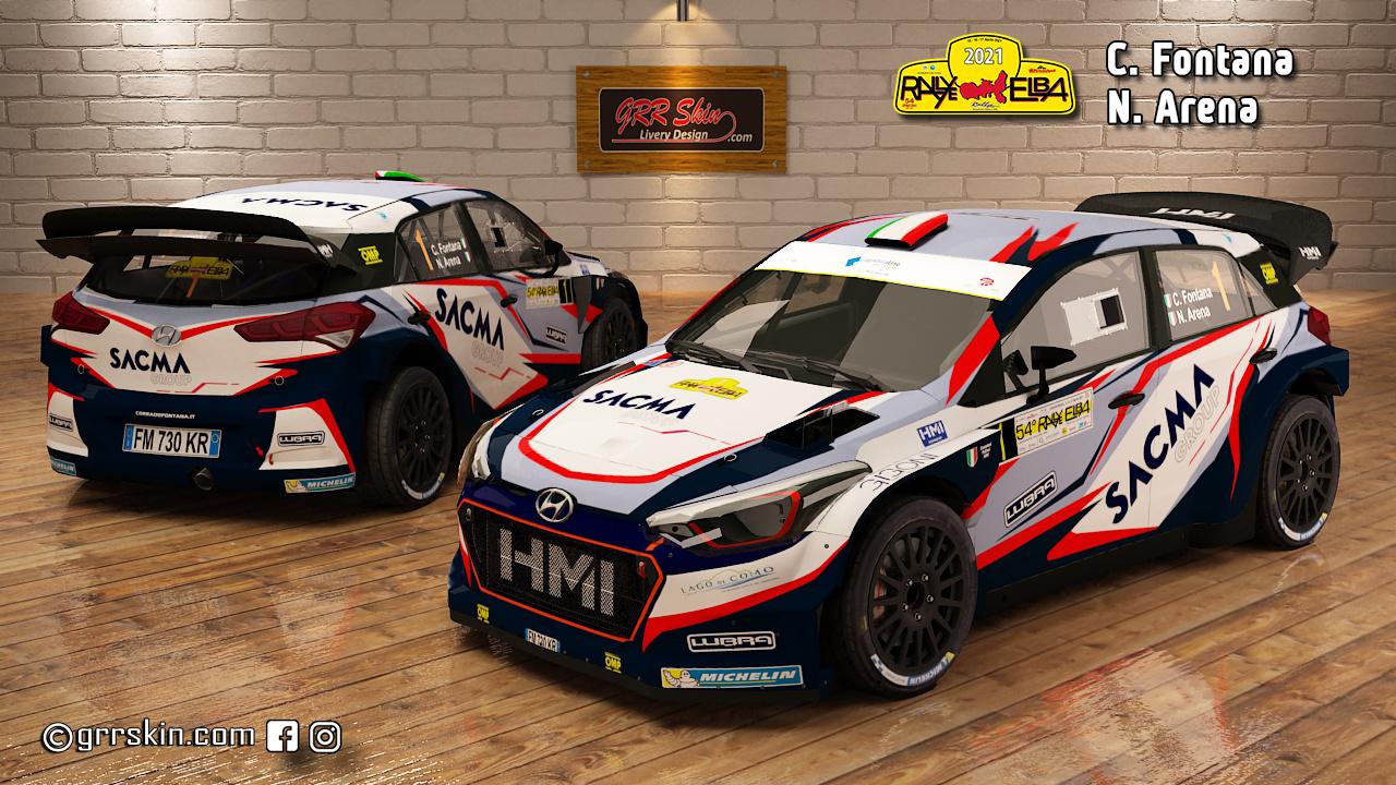 Hyundai i20 WRC C
