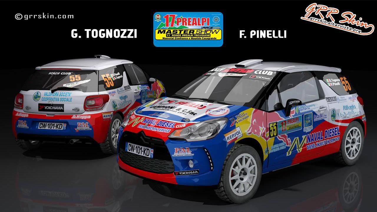 G. Tognozzi - F. Pinelli