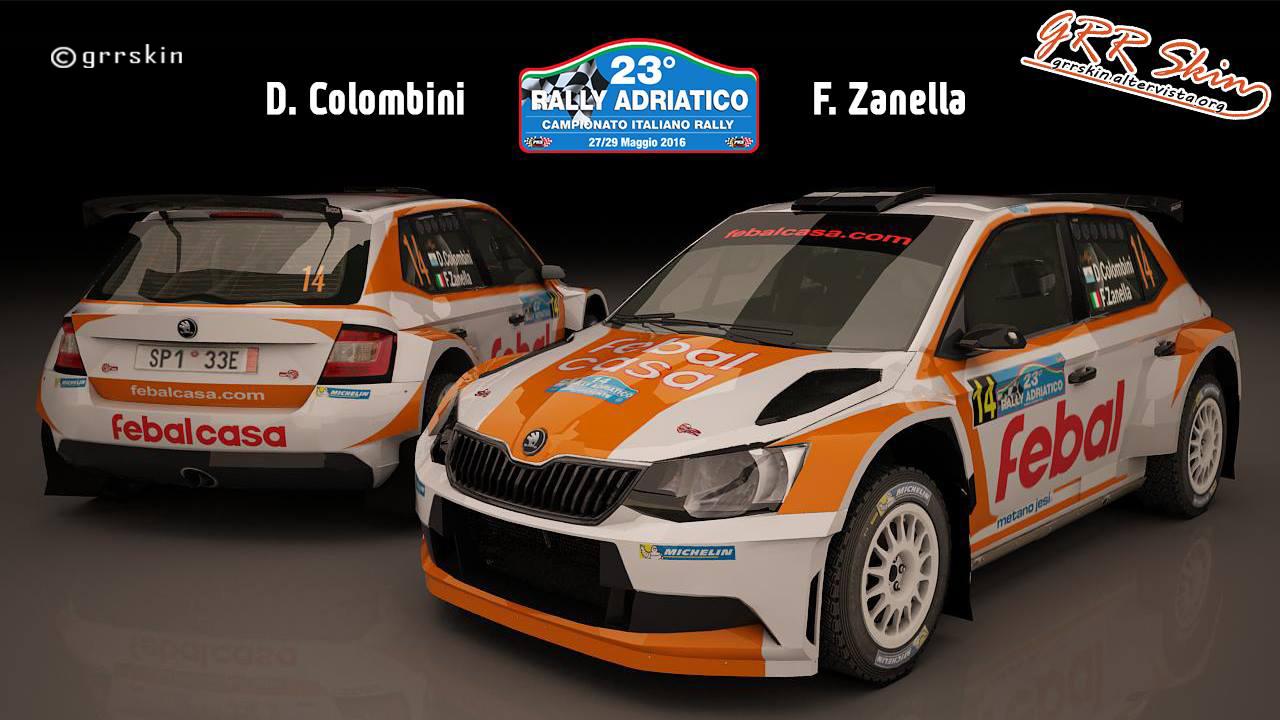 D. Colombini - F. Zanella