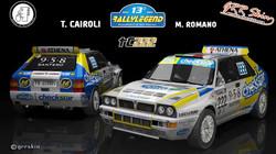 T. Cairoli - M. Romano