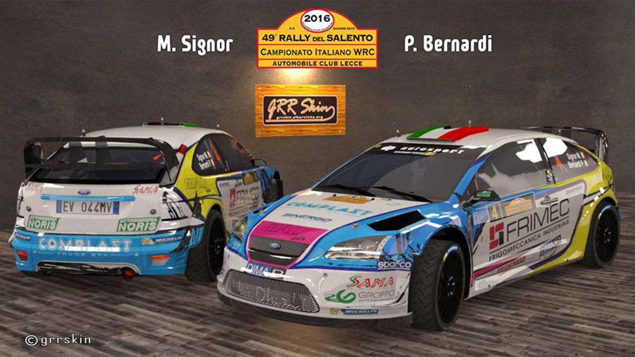 M. Signor - P. Bernardi
