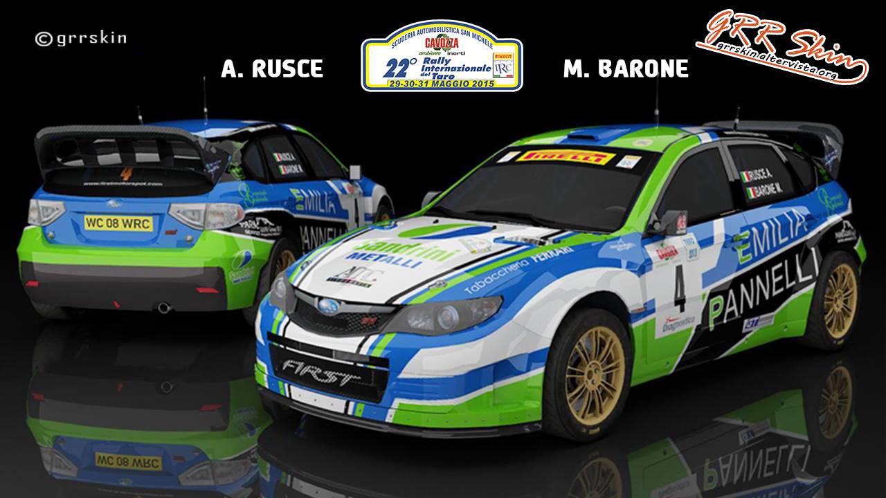 A. Rusce - M. Barone