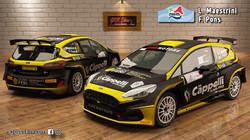 Ford Fiesta Rally2 Maestrini Carnevale 2