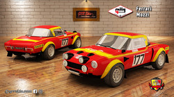 Ferrari - Mozzi