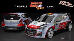 T. Neuville - J. Vial