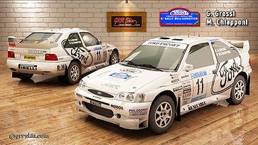 Ford Escort WRC Adriatico 1999 Grosi 199
