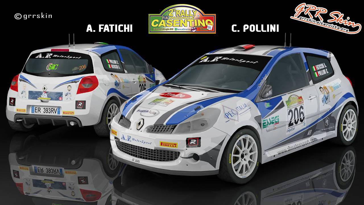 A. Fatichi - C. Pollini
