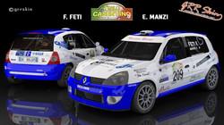 F. Feti - E. Manzi