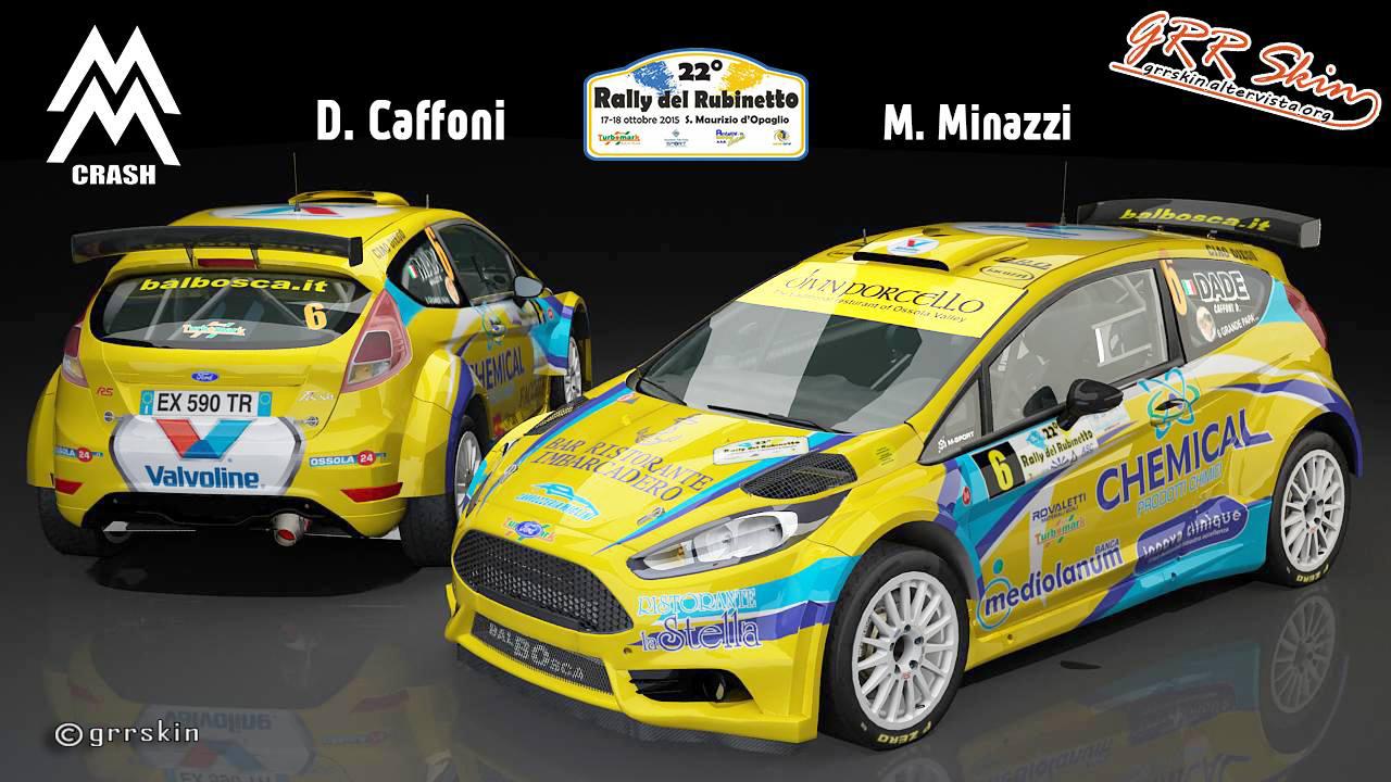 D. Caffoni - M. Minazzi
