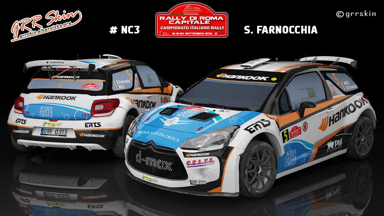 #NC3 - S. Farnocchia