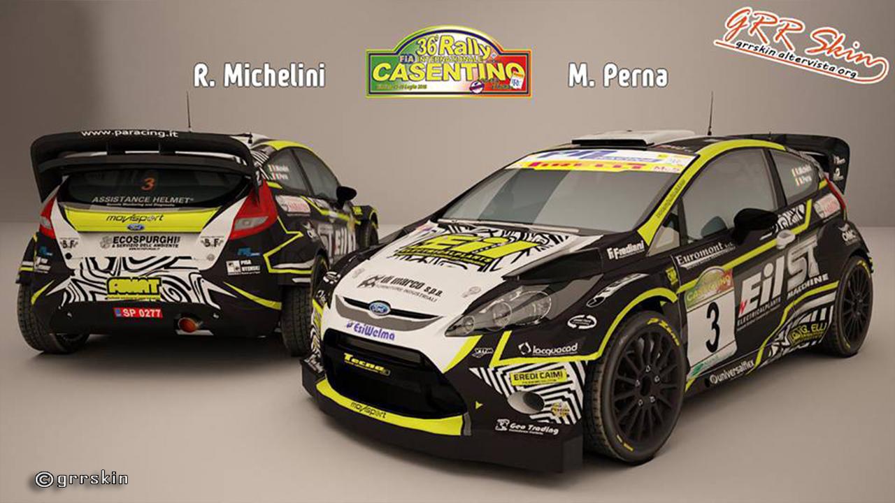 R. Michelini M. Perni