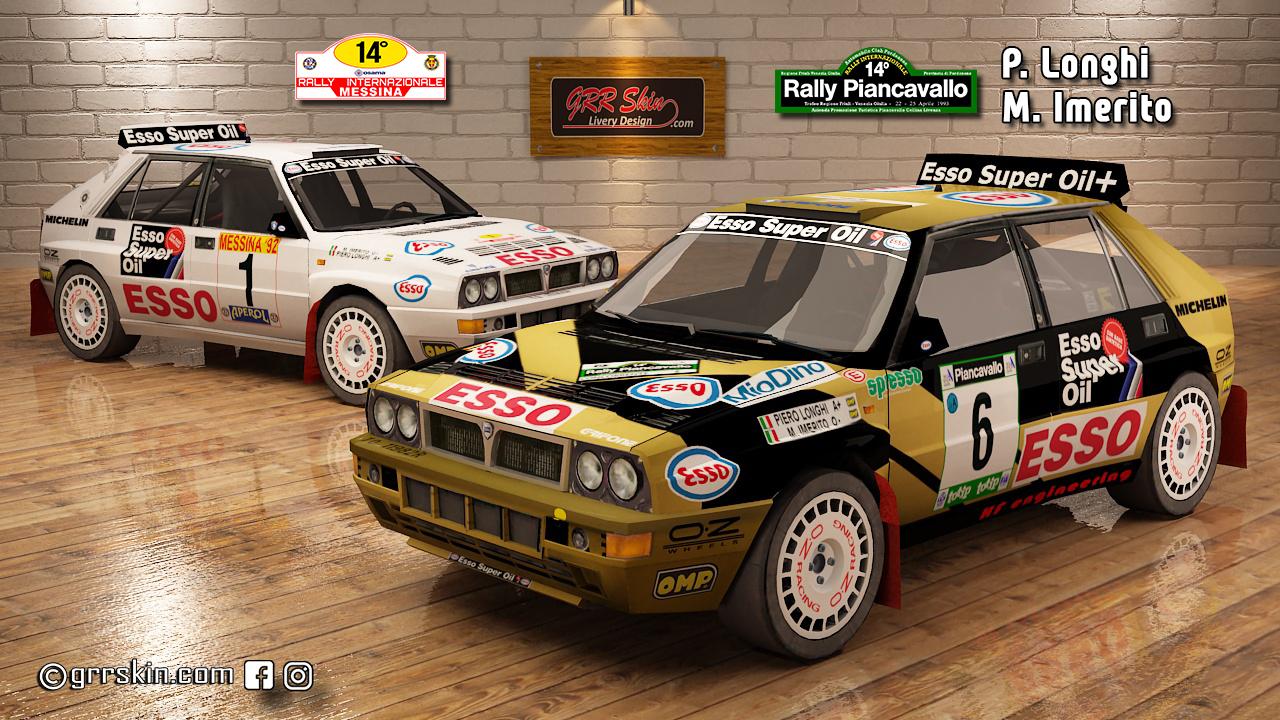 Lancia Delta Longhi 1992 -1993