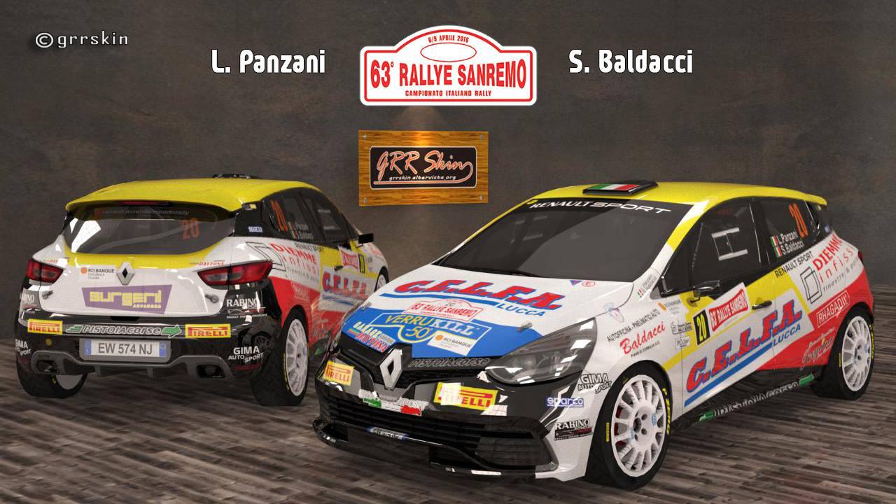 L. Panzani - S. Baldacci