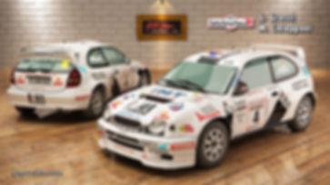 Corolla WRC Grossi Tutta Terra Toscana 2