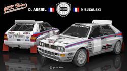 D.Auriol & P.Bugalski