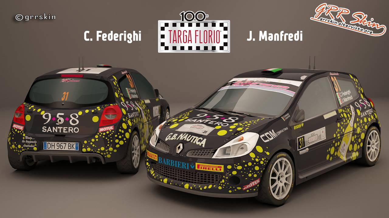 C. Federighi - J. Manfredi