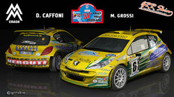 D. Caffoni - M. Grossi