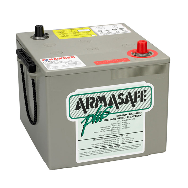 ArmaSafe Plus Battery