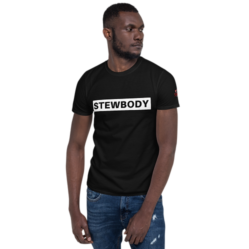 STEWBODY T-Shirt (Black)