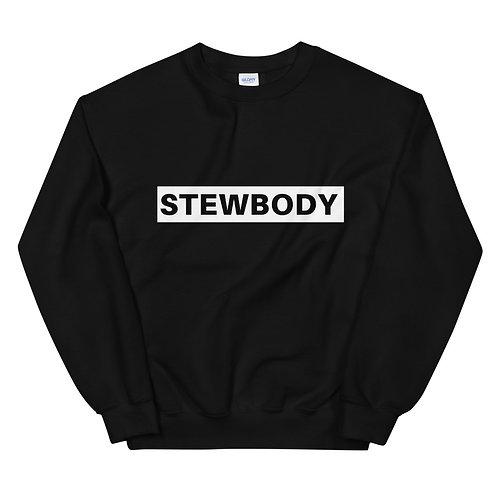 STEWBODY Sweatshirt (Black)
