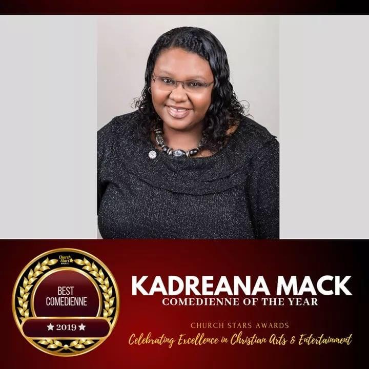 Kadreanna Mack