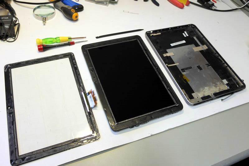 Réparation - Tablette