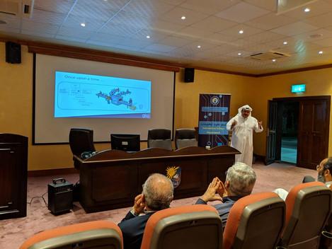 Dr. Tariq Aldowaisan at TechTalks