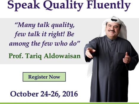 Speak Quality Fluently