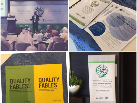 Kuwait Quality Best Practices Conference