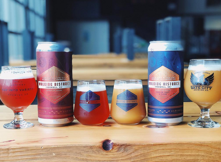 WALKING DISTANCE: a craft beer collaboration