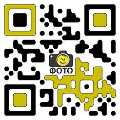 QR код главной страницы