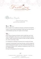 Goldene Regeln für Hochzeitsgäste