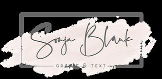 Sonja Blank | Grafik, Text & Webdesign