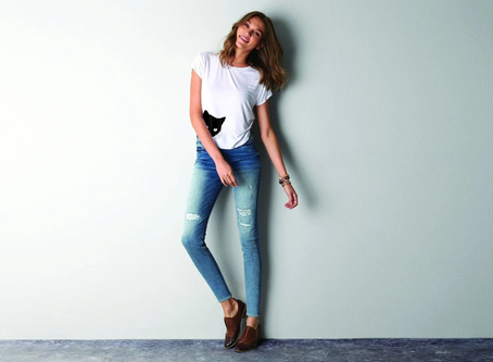 5 trends to pull off this summer with our Cat T-shirt!