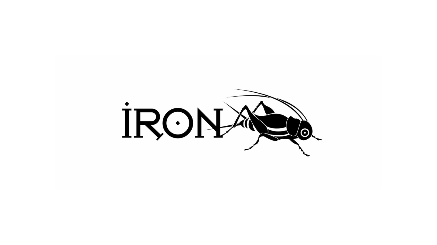 Iron Kricket Logo