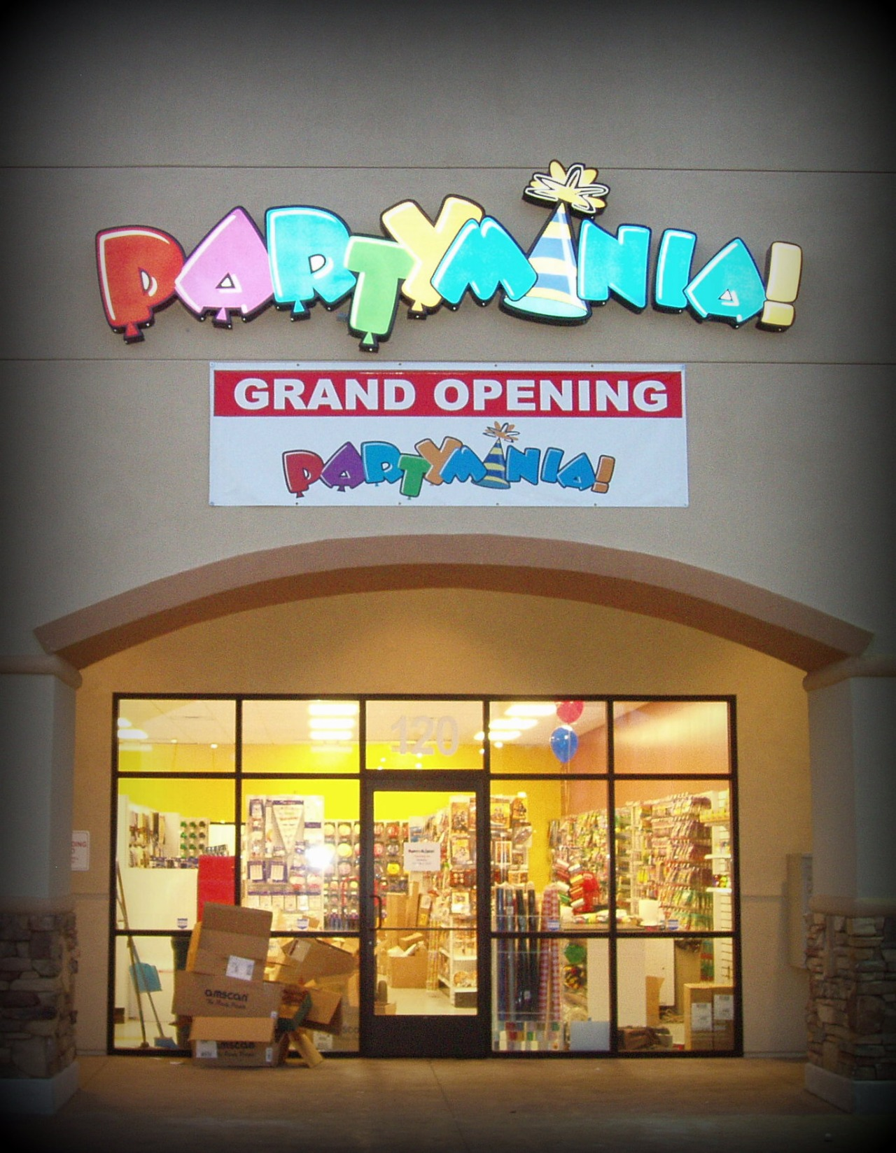 Party Mania Store