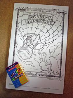 Balloon Breakfast, Cottonwood