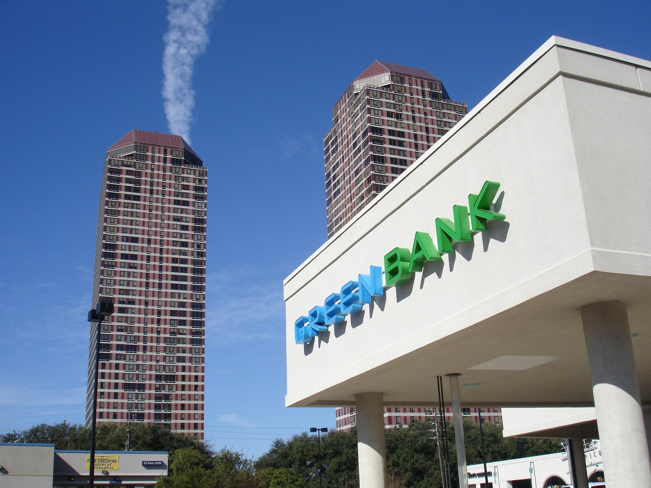 Green Bank, Formerly Redstone