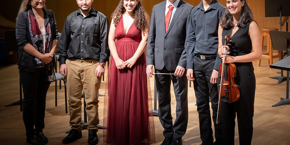 Young Soloists Concert