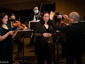 Barak Tal conducts Gloria by Vivaldi