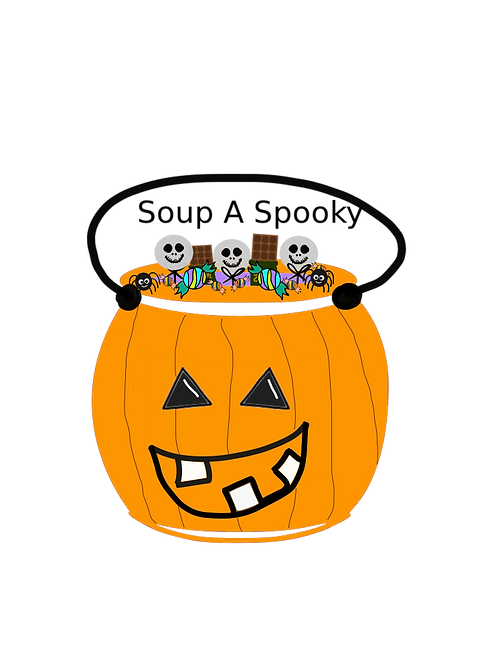 SOUP A SPOOKY - Pumpkin