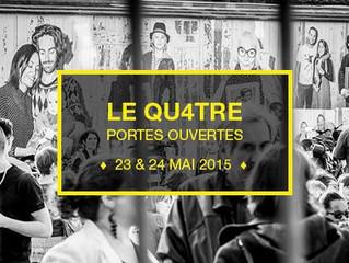 Portes ouvertes des lofts du Qu4tre à Argenteuil !