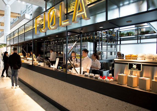Restaurant Fjøla