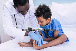 Healthcare with kindness