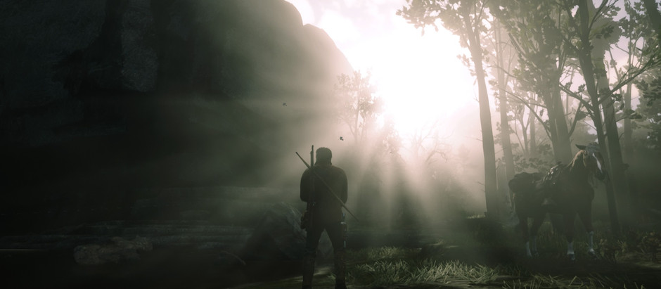 Il lutto in Red Dead Redemption II