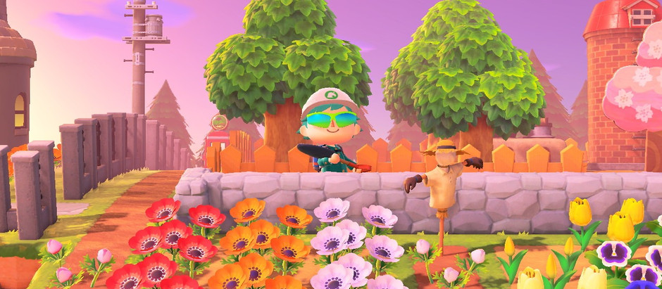 Animal Crossing: New Horizons ha una trama?